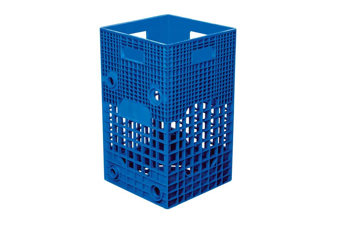 Foldable Water Bottle >> [8505] BOTTLE CRATES 8505